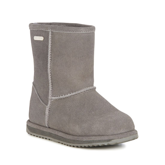 CHARCOAL EMU Australia Kids Brumby Lo Outlet Online