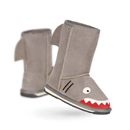 PUTTY EMU Australia Kids Shark Outlet Online