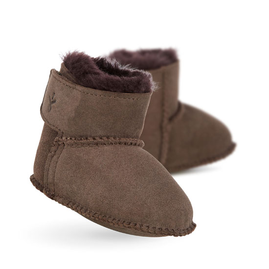 CHOCOLATE EMU Australia Kids Baby Bootie Outlet Online