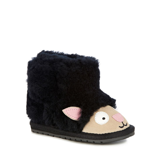 BLACK EMU Australia Kids Lamb Walker Outlet Online