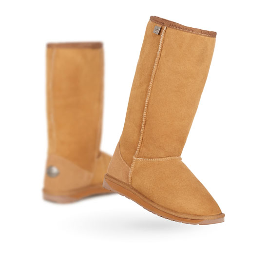 CHESTNUT EMU Australia Men Platinum Stinger Hi Outlet Online