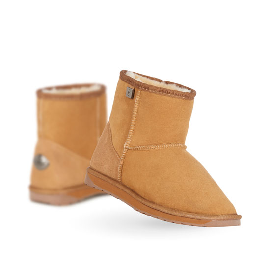 CHESTNUT EMU Australia Men Platinum Stinger Mini Outlet Online
