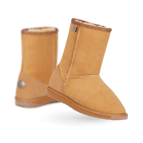 CHESTNUT EMU Australia Men Platinum Stinger Lo Outlet Online