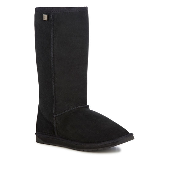 BLACK EMU Australia Men Platinum Stinger Hi Outlet Online
