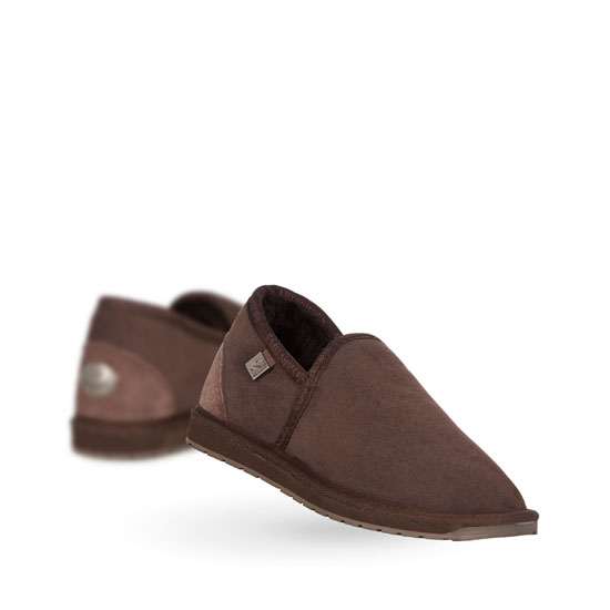 CHOCOLATE EMU Australia Men Platinum Ashford Outlet Online