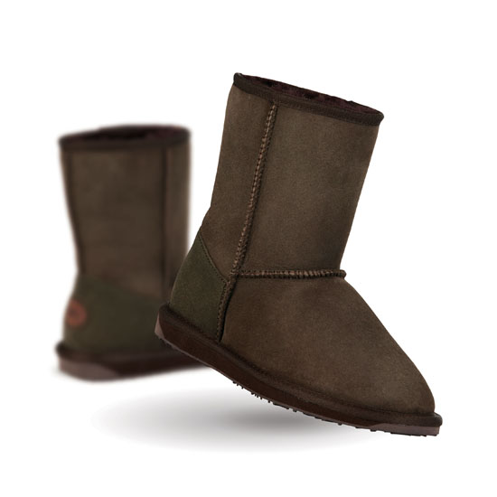 CHOCOLATE EMU Australia Women Stinger Lo Outlet Online