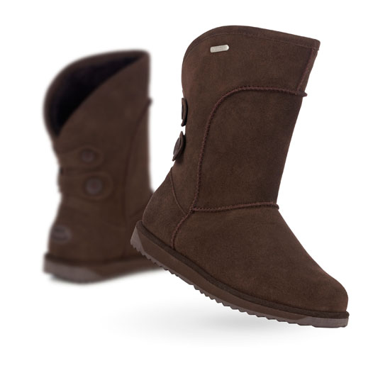 CHOCOLATE EMU Australia Women Charlotte Outlet Online