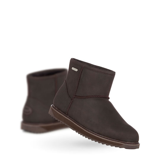 CHOCOLATE EMU Australia Women Paterson Leather Mini Outlet Online